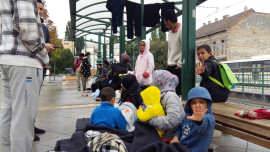 imigranti-Szeged-august 2015 2 (o) Foto Radio Timisoara