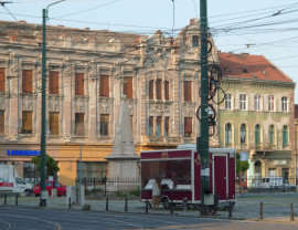 Chiosc Piata Traian Timisoara 3 (o) Foto Timpolis