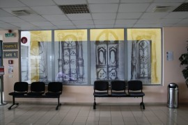 Expozitie Aeroport Poarta Arta 001