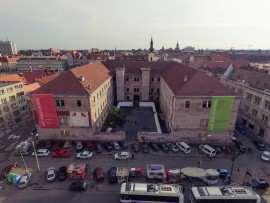 Cazarma U Timisoara Foto ArtEncounters