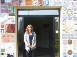 Loredana Cretu la Casa Faenza Foto banatulmeu