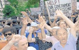 Protest anti-FNI