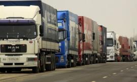 Coada camioane