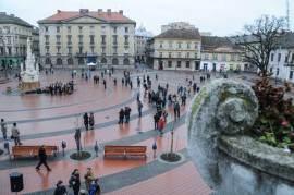 Pta-Libertatii-inaugurare decembrie 2015 Foto Radio Timisoara