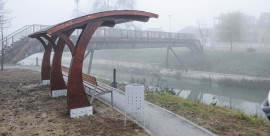 Reabilitare maluri Canal Bega (o) Foto Costi Duma