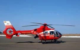 Elicopter SMURD Arad Foto Pro TV