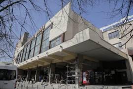 Gara de Nord Timisoara in reabilitari Foto Sursade Vest