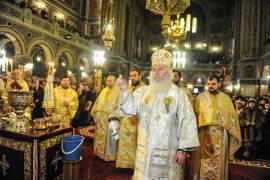 IPS Ioan Slujba Boboteaza la Catedrala Mitropolitana Timisoara (o) Foto Costi Duma copy