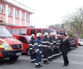 Inspectoratul pentru Situatii de Urgenta Timis Foto Timisoara Express