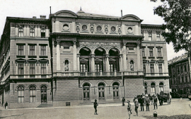 Palatul Cultural Timisoara vechi FOTO ORT