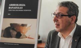 Sorin Vlad Predescu directorul Directiei Judetene pentru Cultura Timis Foto (o) Costi Duma