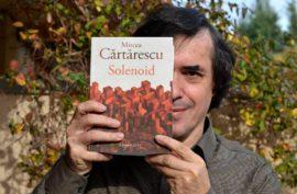 Mircea Cartarescu-Solenoid Foto timponline