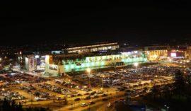Parcare Iulius Mall Timisoara