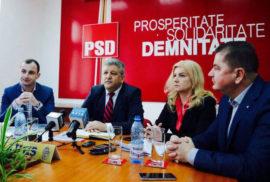 Consilieri PSD Timisoara Foto Pressalert