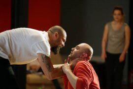 Hamlet repetitie Foto Adi Piclisan