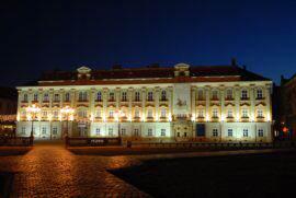 Muzeul de Arta Timisoara Foto Muzeul de Arta
