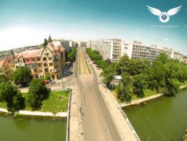 Podul Stefan cel Mare Timisoara