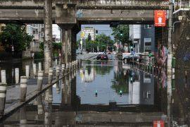 Inundatii Pasaj Gheorghe Lazar Timisoara (o) Foto Costi Duma