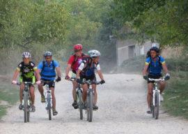 Ciclisti Banat Epic 2015
