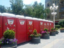 Toalete ecologice Timisoara Foto opinia timisoarei