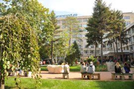 Universitatea de Vest Timisoara Foto UVT