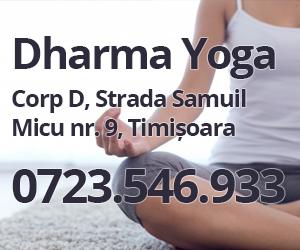 Yoga Timisoara