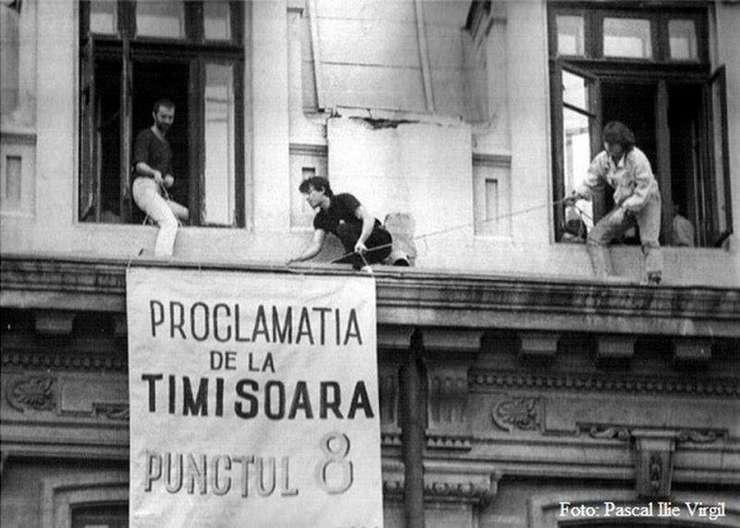 30 de ani de la Proclamaţia de la Timişoara | TIMPOLIS | Stiri News Ziar  Timisoara